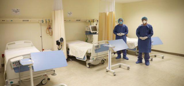 Revisan infraestructura, equipos y capacidad del Hospital Regional de Alta Especialidad de Yucatán