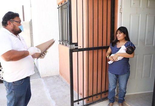 Docentes y personal de la Segey que normalmente cobran por cheque están recibiendo sus pagos en sus domicilios