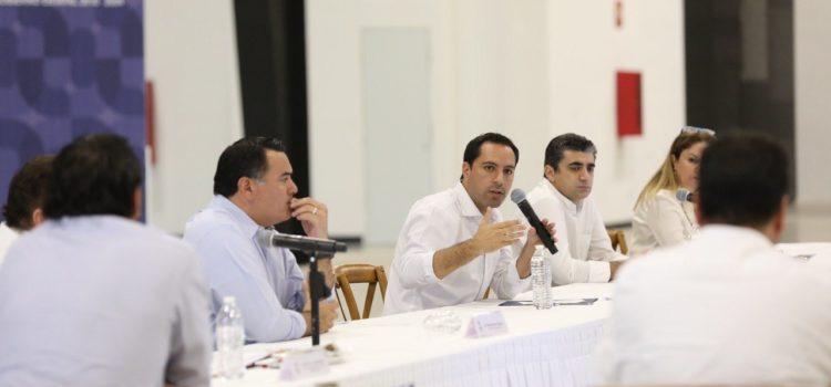 Se emite la Declaratoria de Emergencia para Yucatán, que es un requisito para la instalación del Comité Estatal de Emergencias