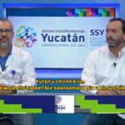 Registra la Secretaría de Salud de Yucatán 41 casos positivos con coronavirus Covid-19