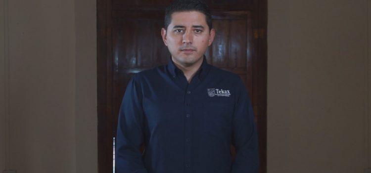 El alcalde de Tekax Diego Ávila apoyará a las familias para afrontar la crisis por el coronavirus