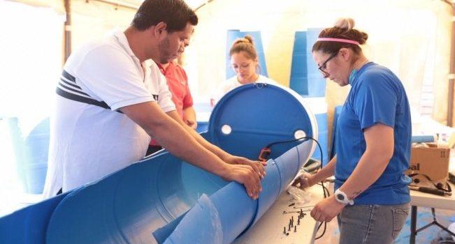 Crean cápsulas de traslado en Coahuila para pacientes de Covid-19
