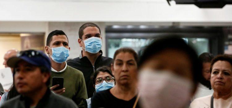 México confirma dos muertos por coronavirus; suma 203 casos positivos