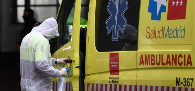 Militares descubren cadáveres en residencias de ancianos en España