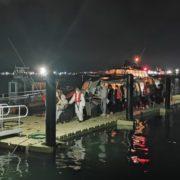 Realizan con éxito puente humanitario por vía aérea de ciudadanos británicos del crucero Marella Eplorer 2