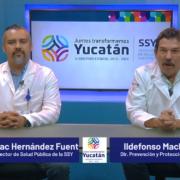 Yucatán registra un tercer deceso por Covid-19, otro británico del crucero Marsella Explorer II