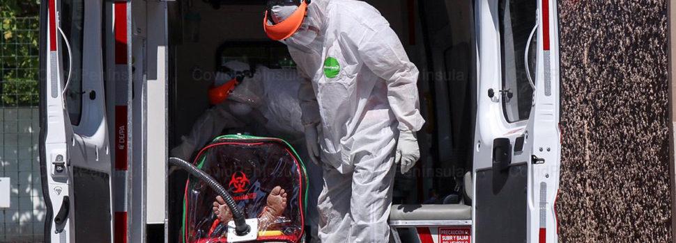Covid Península, testigos gráficos de la pandemia en el sur de México