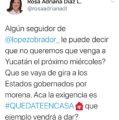 ¿Qué ejemplo vendrá a dar?, cuestiona una diputada del PAN a AMLO