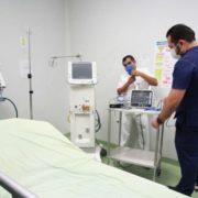 Gobierno del Estado continúa equipando con tecnología de vanguardia a hospitales públicos