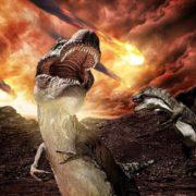 El impacto del asteroide que provocó la extinción de los dinosaurios fue de ángulo letal