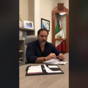 """""""Crecimos en un Progreso de mediocres …"""", así se expresó Julián Zacarías, alcalde del puerto"""