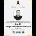En menos de 24 horas, la SSP Yucatán dio a conocer la muerte de un tercer policía por Covid-19
