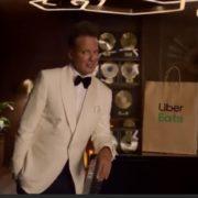 Luis Miguel aparece en comercial de Uber Eats y se vuelve tendencia