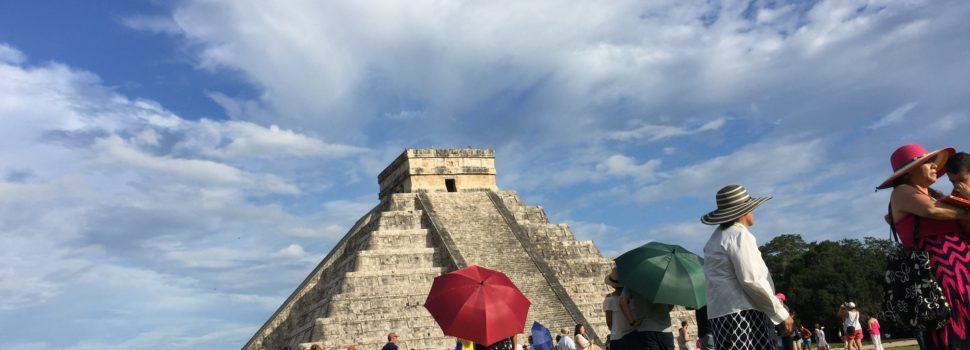Yucatán sin sombra, fenómeno arqueoastronómico a causa del transito Sol en el cenit