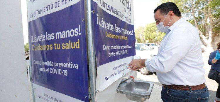El Ayuntamiento no baja la guardia en las medidas preventivas y de vigilancia sanitaria en el municipio