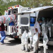 Ambulancias continúan siendo equipadas para ofrecer traslados más seguros a pacientes con Coronavirus