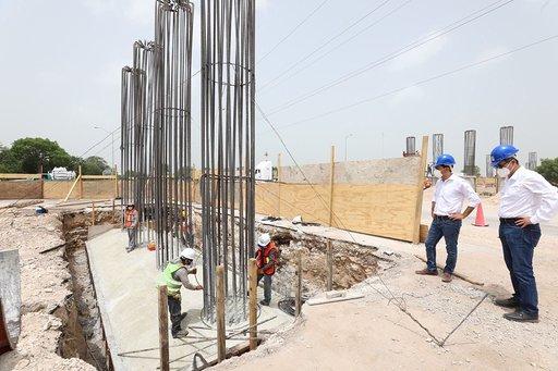 Vila impulsa obra pública que generan derrama económica y empleo para quienes más lo necesitan