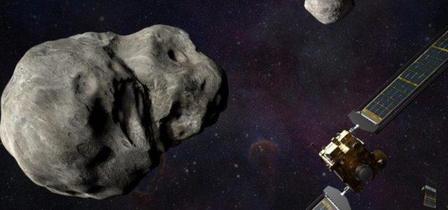 Para proteger la Tierra, NASA planea desviar trayectoria del asteroide Dimorphos