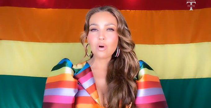 ¡Internet se llena de colores! Con la marcha virtual del Día del Orgullo LGBTI+