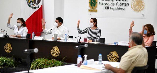 Aprueban en Comisión,  dictámenes de autorización para empréstitos a Mérida, Progreso y Umán