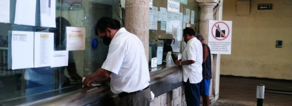 Profeco suspende la Terminal de Autobuses de los municipios