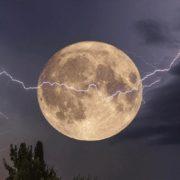 """Llega el Eclipse """"Luna de trueno"""", el fenómeno de julio que se observará este fin de semana"""
