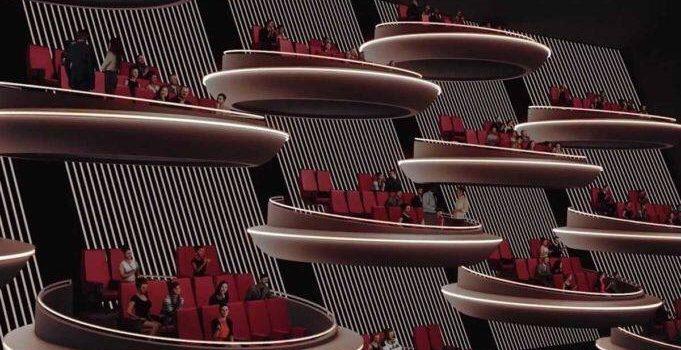 Diseño 'de película' para nuevos cines