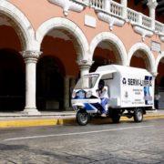 El Ayuntamiento atiende la petición de trabajadores de la paramunicipal Servilimpia