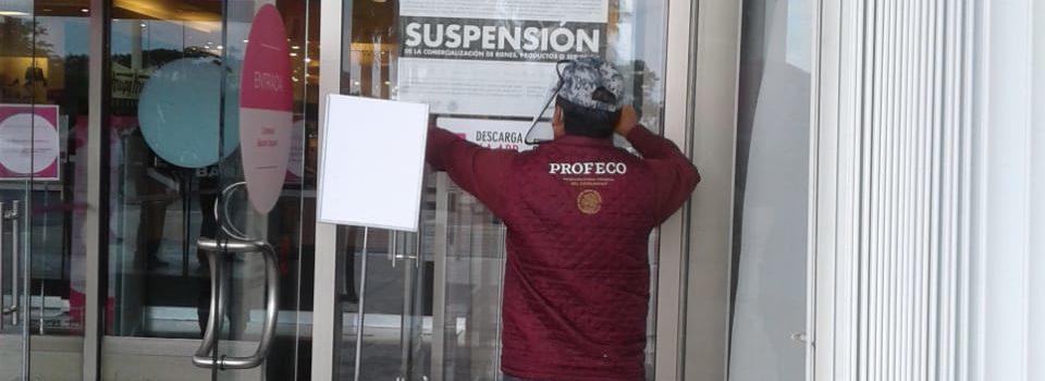 Por negar el ingreso a las personas mayores, Profeco suspende tienda departamental y súper en Mérida