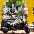 Guardaparques con 14 nuevos agentes asignados a siete parques