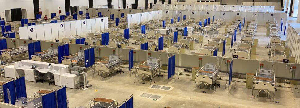 Hospital Siglo XXI recibirá pacientes con comorbilidades