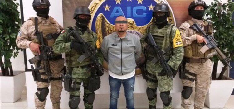 """Detienen a """"El Marro"""" en Guanajuato"""