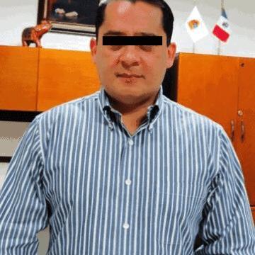Detienen en Mérida a ex tesorero de Roberto Borges