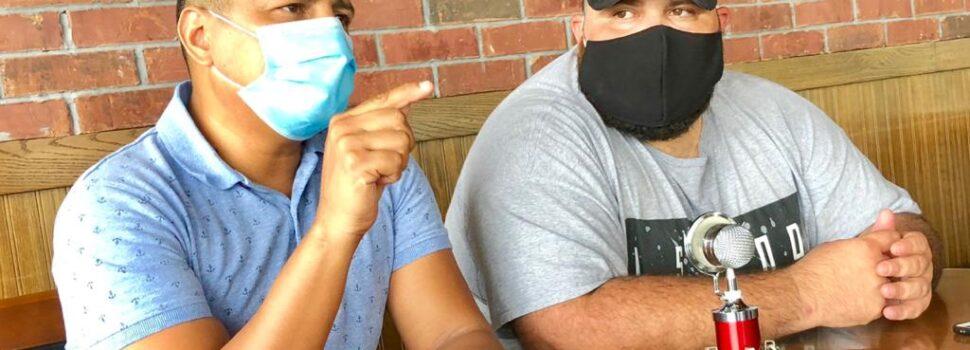 """Guty Espadas Jr. y """"El Socotroco"""" pelearán en un ring el 20 de agosto en Mérida"""