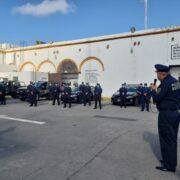 Policía Municipal de Mérida rinde homenaje al exdirector de la corporación Federico Cuesy