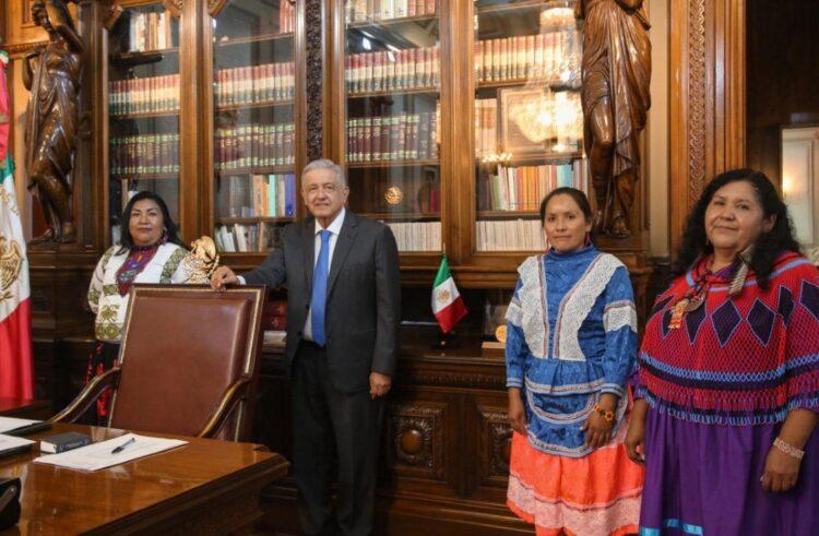 AMLO presenta terna de mujeres para ocupar presidencia de Conapred