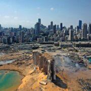 La devastación en Líbano, tras la explosión de Beirut