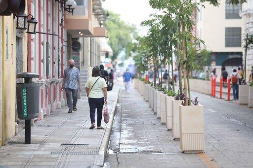 Centro Histórico de la capital yucateca con mayores espacios peatonales