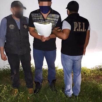 Detenido en Campeche autor de violento robo en residencia de Mérida