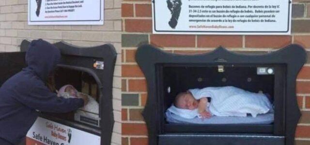 "Autorizan en Bélgica primer buzón para ""depositar"" recién nacidos no deseados"