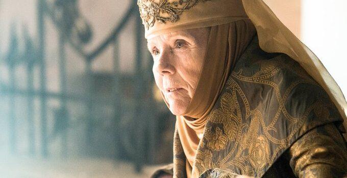 Muere Diana Rigg, estrella de 'Los vengadores' y 'Juego de tronos'