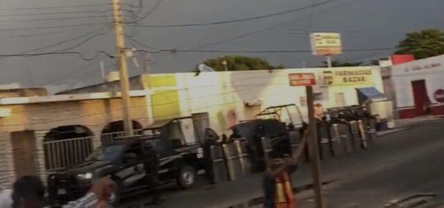 Comisario de Chicxulub Puerto impide inicio de obras de Sedatu