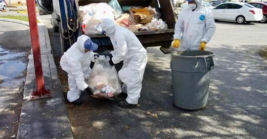 Sí habrá recolección de basura este 16 de septiembre en Mérida