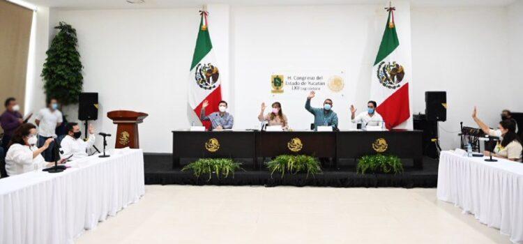 Avalan propuesta técnica para reformas a la Constitución Política de Yucatán