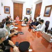 Comienza la coordinación de las autoridades de los 3 órdenes de Gobierno por la TT Zeta