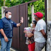 Servicios públicos, salud y apoyos económicos, prioridad para concluir el 2020: Renán Barrera
