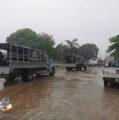 Marina activa plan para auxiliar a los damnificados de Zeta en Yucatán y Quintana Roo
