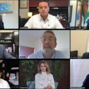 Renán Barrera remarca las acciones de transparencia y rendición de cuentas en un foro nacional