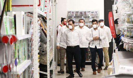 En Yucatán las inversiones siguen firmes e impulsando la recuperación económica