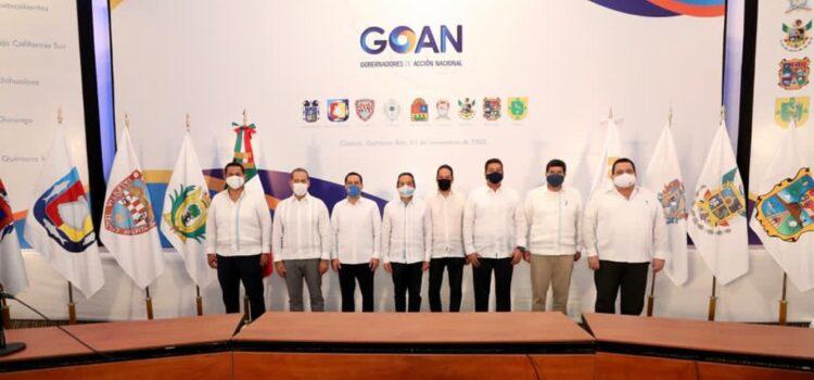 Destacan las buenas condiciones con que cuenta Yucatán para atraer inversiones